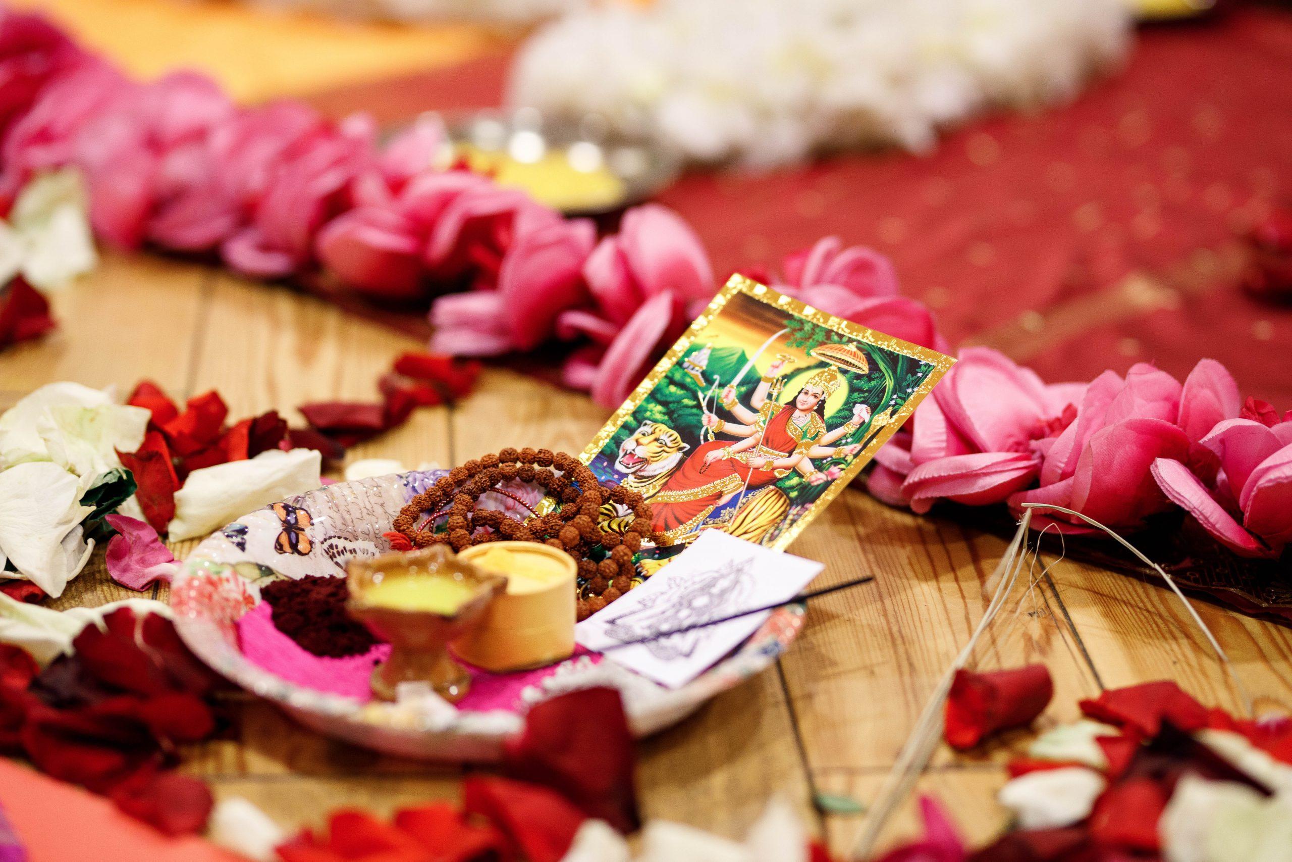 Пуджа : сильная ведическая практика для проработки кармы