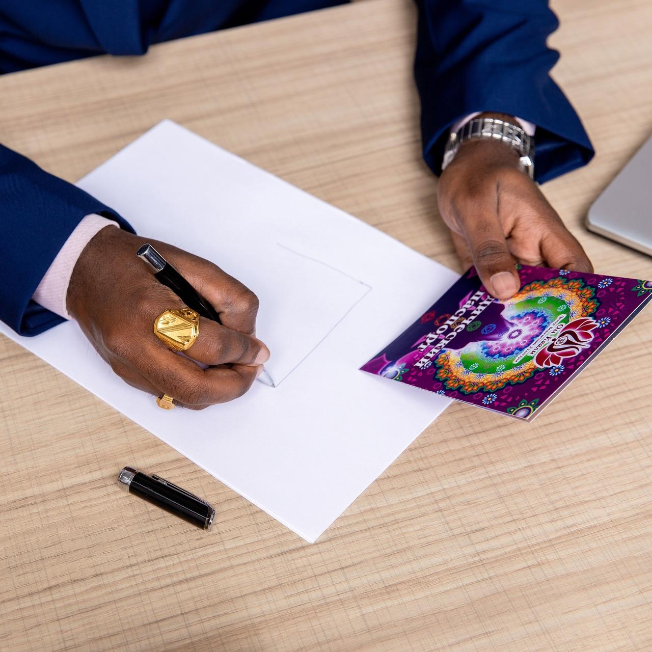 Ведический паспорт – ваша карта в мире духовности